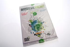 nieuwsbrief magazine sealen rietsuiker folie eco drukken