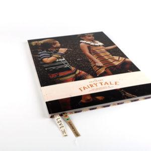 hard cover boek
